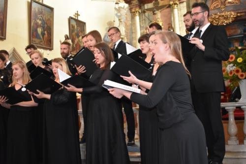 BPMiGRadkow Reimann 2019 Radkow Chor Katedry Wawelskiej00019